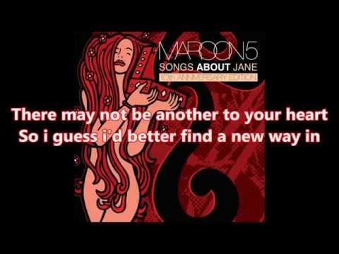 Maroon 5 - Shiver (Demo) [HQ + LYRICS]