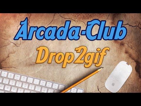 Drop2gif: Aus Videos animierte GIF Dateien erstellen