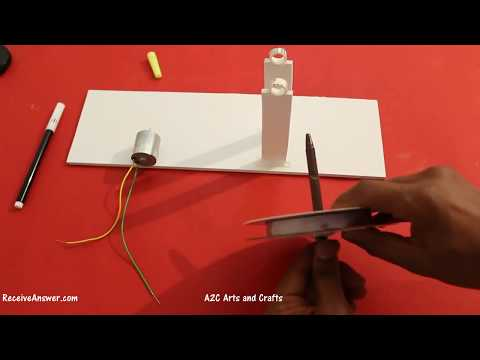 How To Make A Generator At Home - Easy ...