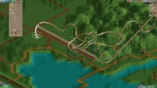 Open Roller Coaster Tycoon 2 - Gravity Gardens