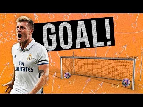 Toni Kroos - All Goals Scored | 2016/17 - HD