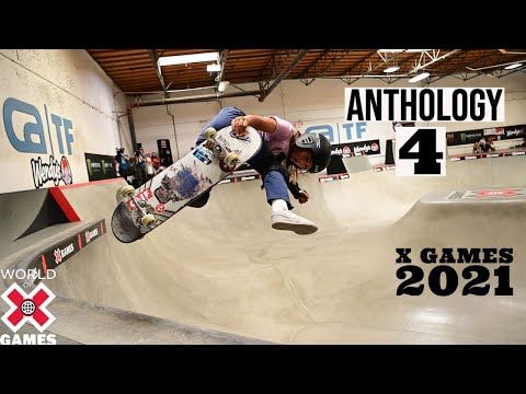X GAMES 2021 ANTHOLOGY: Part 4 | World of X Games