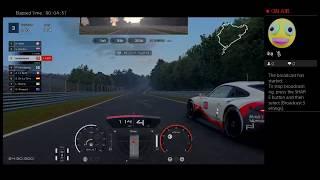 iambenshaw Live GT Sport PS4 Broadcast