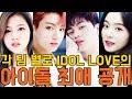각 팀 별로 IDOL LOVE의 아이돌 최애 공개!/BTOB,BTS,MAMAMOO,RedVelvet,GFRIEND,SEVENTEEN,TWICE