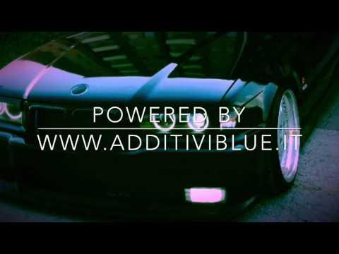 BMW e36 320i 24V. Acceleration 0-100 km/h