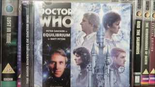 Doctor who Equilibrium  review.
