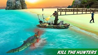 Crocodile Attack 2017 By Tap - Free Games - Android Gameplay HD