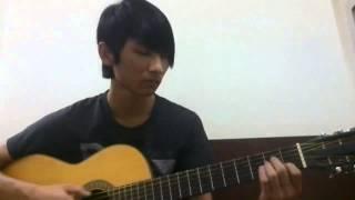 (Tae Yang) Wedding Dress - guitar solo