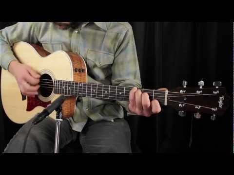 Taylor 214ce Koa Limited Review - How does it sound?