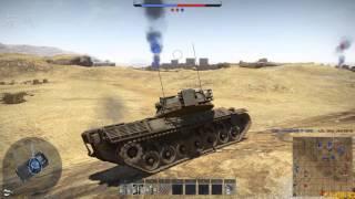 [Warthunder]Super Glitch point - Second Battle of El Alamein