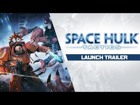 Space Hulk: Tactics - Launch Trailer
