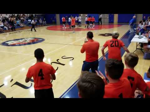 Tomlin Middle School vs Mulrennen Middle School