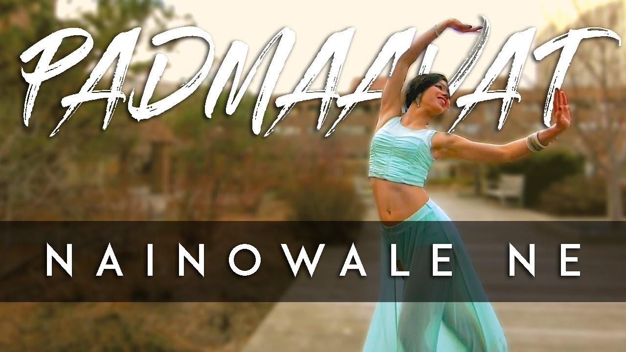 Padmaavat: Nainowale Ne [The Dance Video] | Deepika Padukone | SwaraDance Choreography