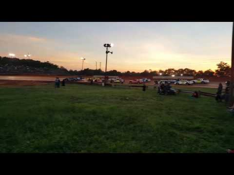 Eastside speedway superstock dirt track race