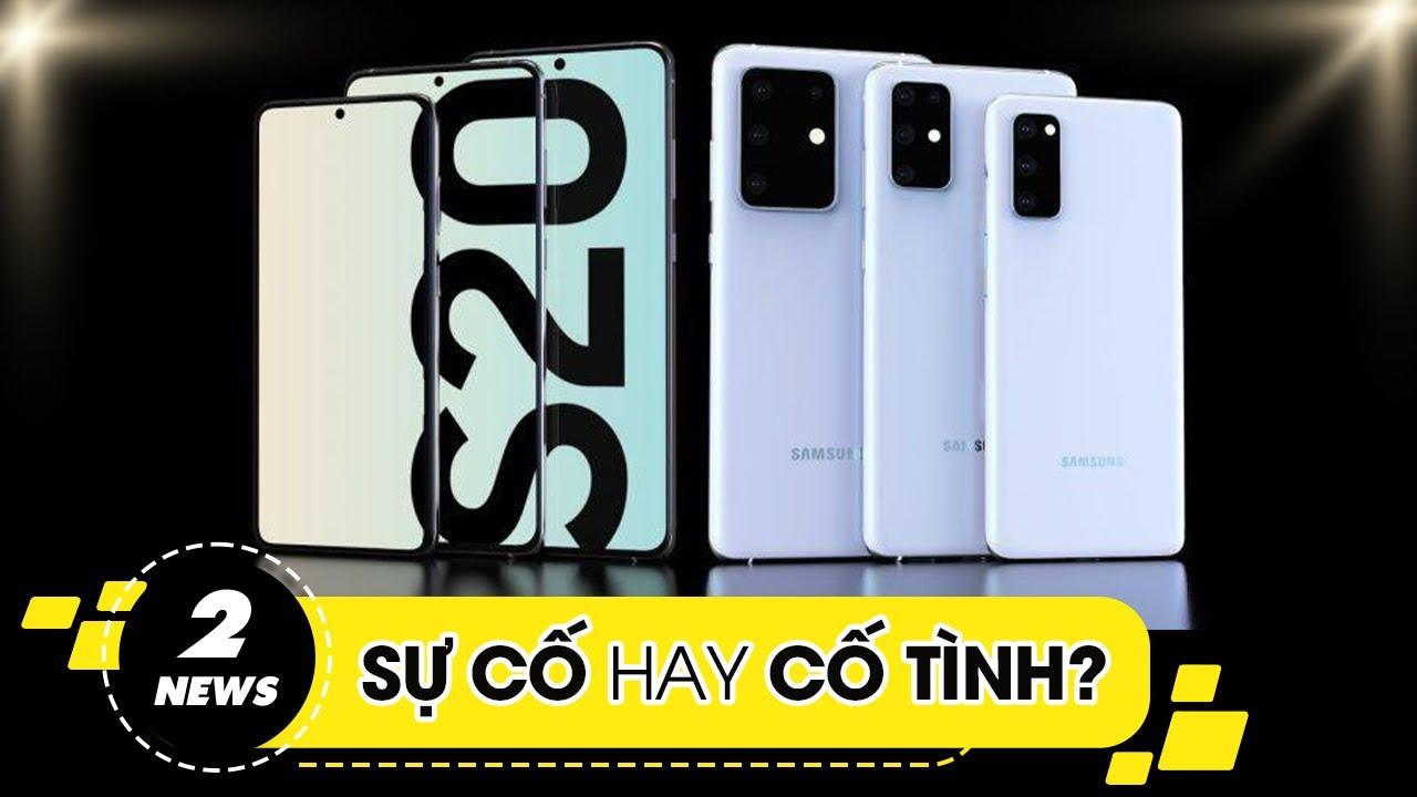 Samsung vừa để lộ hình ảnh của Galaxy S20 I Hinews