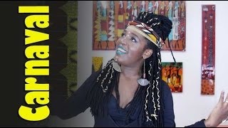 É carnaval? Vá de Rainha Africana! | Ana Paula Xongani