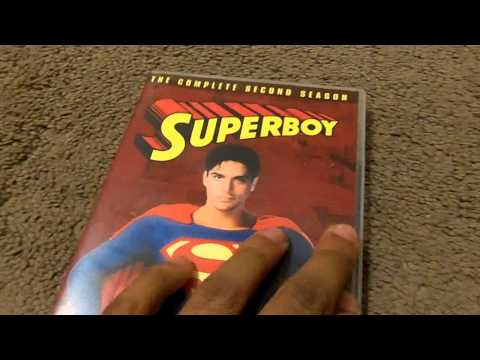 The Adventures Of Superboy The Complete Series DVD Review