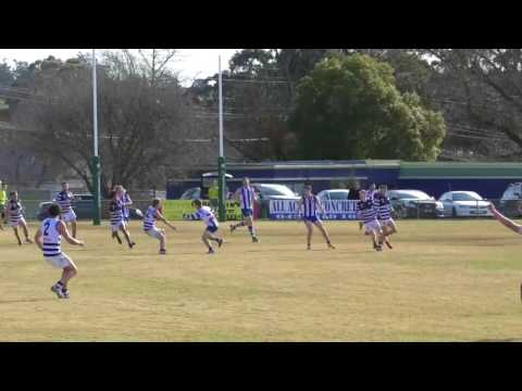 Rd 14 vs Broadford