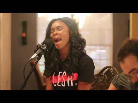 Jessica Reedy -Something Out of Nothing  (Acoustic Cover) by Phyllis Anyiam