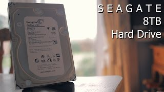 Seagate 8000GB (8TB) Archive Hard Drive (Test & Review)