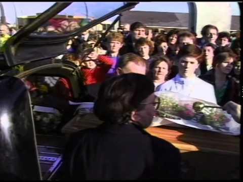 Eamonn Andrews Funeral