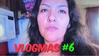 Vlogmas # 6 | MI apa choco ! Ise unos tacos de asada !