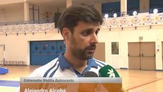 El Melilla Baloncesto evalúa a la plantilla al inicio de la pretemporada | Deportes