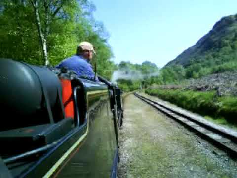 RER River Esk and Northern Cheif double heading
