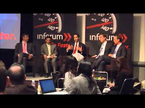Inforum 2012: Infor CEO Charles Phillips sits on Executive Panel