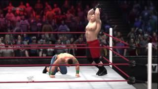 John Cena vs Brock Lesnar Extreme Rules