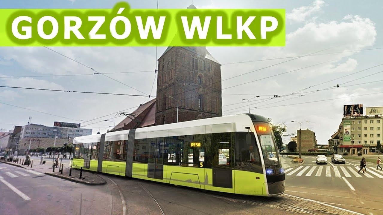 Tramwaj odmieni Gorzów Wielkopolski? / Tram will change Gorzow Wielkopolski?