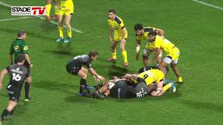 Clermont - Stade (Top 14 - J12)
