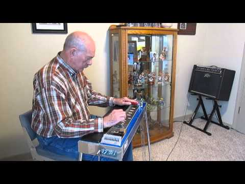 Bob Tuttle Steel Guitar - Heartaches By The Number