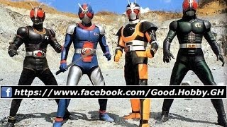 Video Kamen Rider Black, RX, BIO, ROBO from Kamen Rider Black RX - Stay In The World (1989) by Good Hobby download MP3, 3GP, MP4, WEBM, AVI, FLV Juli 2018