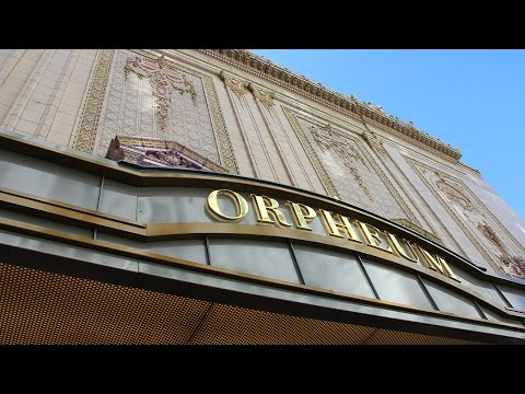 Returning Home: The Orpheum Theater