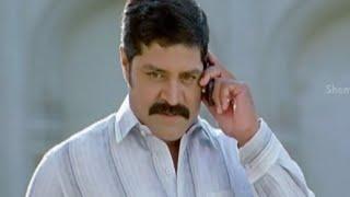 Badradri Full Movie Scenes - Srihari calls Mukesh Rushi to Golconda to find him - Nikitha, Raja