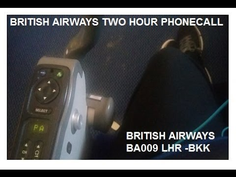 "British Airways Complaint ""BA SCUM BAGS"" A380 Business First Class Terrible Customer Service"