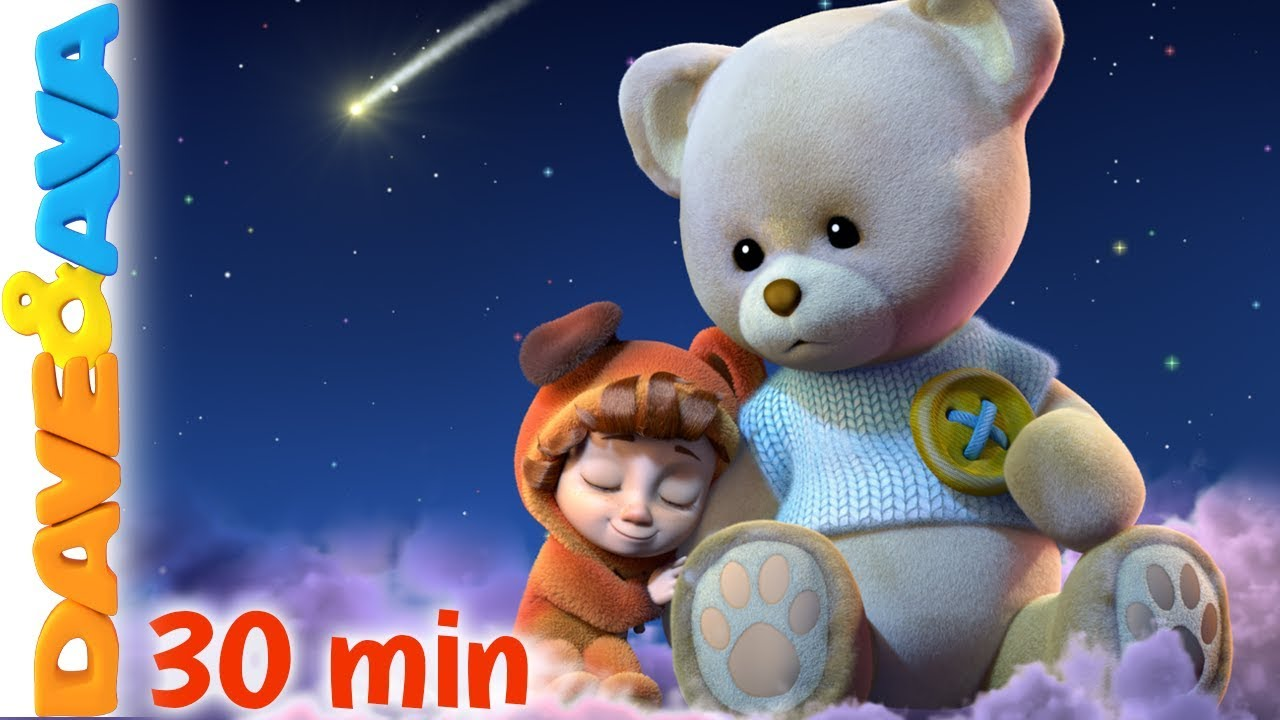 Download 💤Lullabies and Nursery Rhymes | Baby Songs | Dave and Ava 💤
