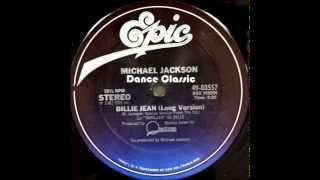 Michael  Jackson - Billie Jean (Long Version)