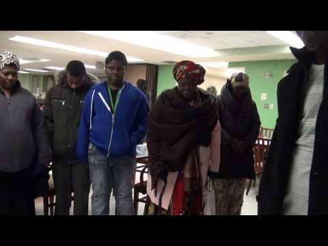 Republic of South Sudan Community of Ottawa ( New Year 2014 Prayers for the people South Sudan)