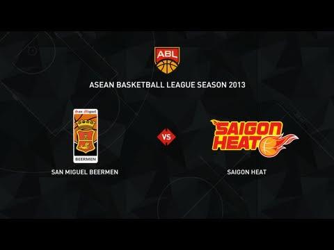 ABL 2013 Season, Game 48: San Miguel Beermen vs Saigon Heat
