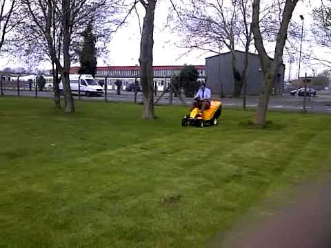 Cub Cadet Minirider Youtube