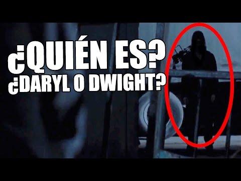 ¿A QUIÉN VE ROSITA? ¿DARYL O DWIGHT? - The Walking Dead Temporada 7 Capítulo 14