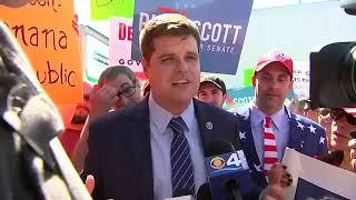 FL Rep. Matt Gaetz speaks out against vote fraud in Broward County