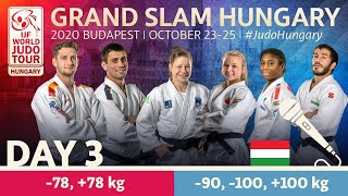 Grand Slam Hungary 2020 - Day 3: Hungarian Commentary