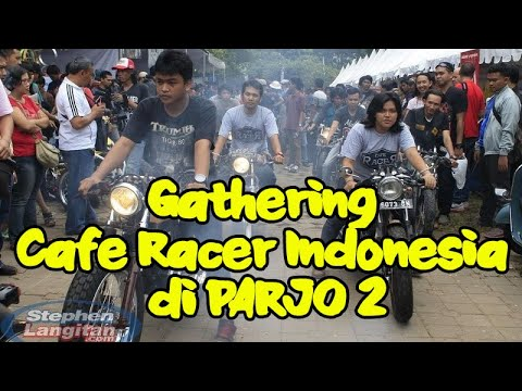 Cafe Racer Indonesia (2nd Gathering)