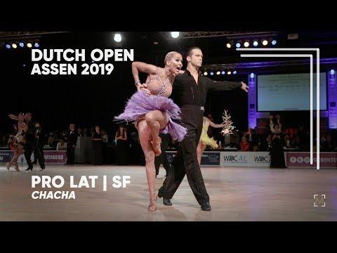 Andrey Kiselev - Anastasia Kiseleva | 2019 Dutch Open | Assen | WSS Pro LAT - SF C