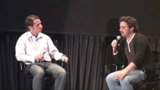 TONY MANERO @ New York Film Festival Q&A 1 of 2