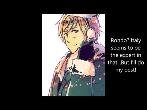 (APH) Mawaru Chikyuu Rondo Russia + English Lyrics