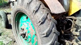Обзор трактора МТЗ 50